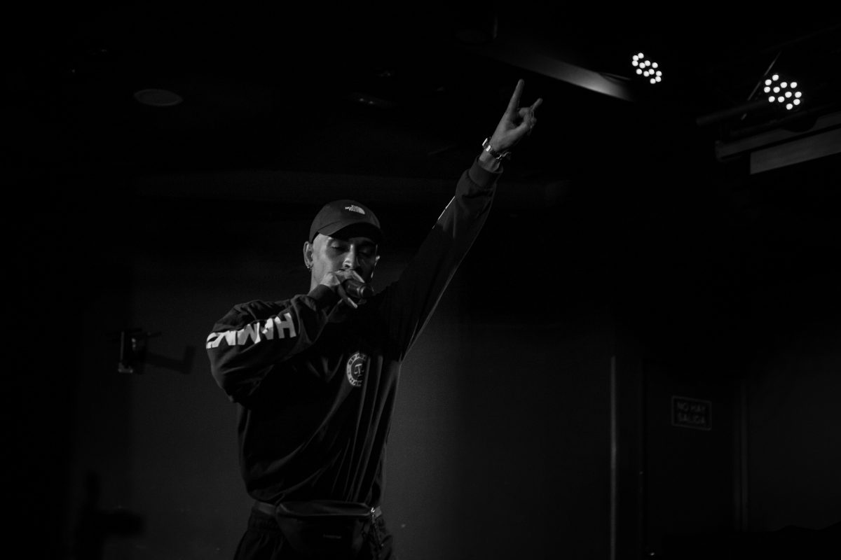 Saske comenta tema a tema 'Tramontana', su último disco junto a Kas Rules