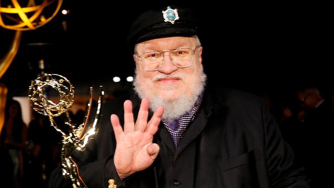 """El autor de """"Juego de Tronos"""" firma un acuerdo de cinco años con HBO"""