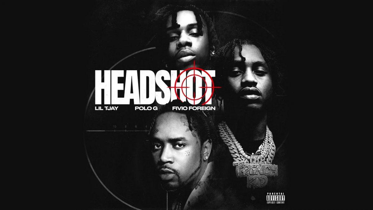 Lil Tjay, Polo G y Fivio Foreign presentan el explosivo tema 'Headshot'