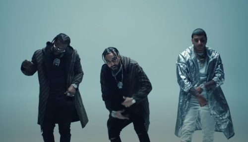 French Montana y Rowdy Rebel se unen al remix del viral 'Whoopty' de CJ