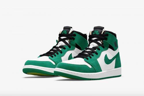 Regresan las Air Jordan 1 Zoom CMFT con el modelo «Stadium Green»