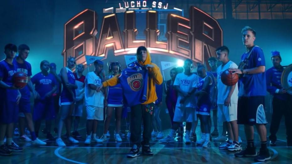 Lucho SSJ continúa conquistando la industria con su nuevo LP 'Baller'