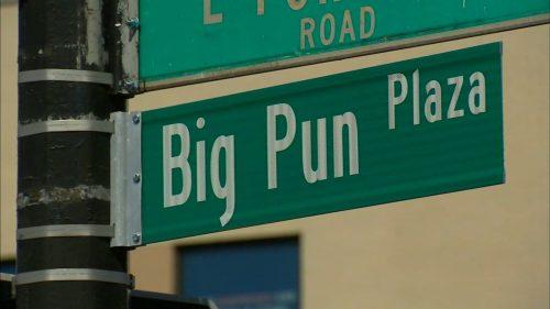 Big Pun tiene por fin su propia calle en Nueva York