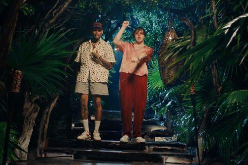 Jack Harlow y Chris Brown traen desde México 'Already Best Friends'