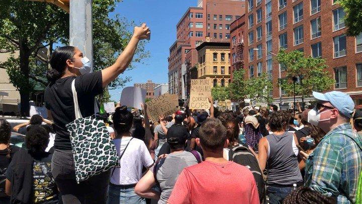 «COVID Diaries: NYC» muestra el impacto del COVID en el ghetto