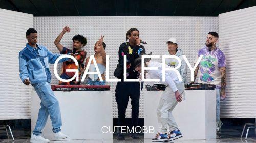 Cutemobb aterrizan en Gallery Sessions con 'Cute Tapes'