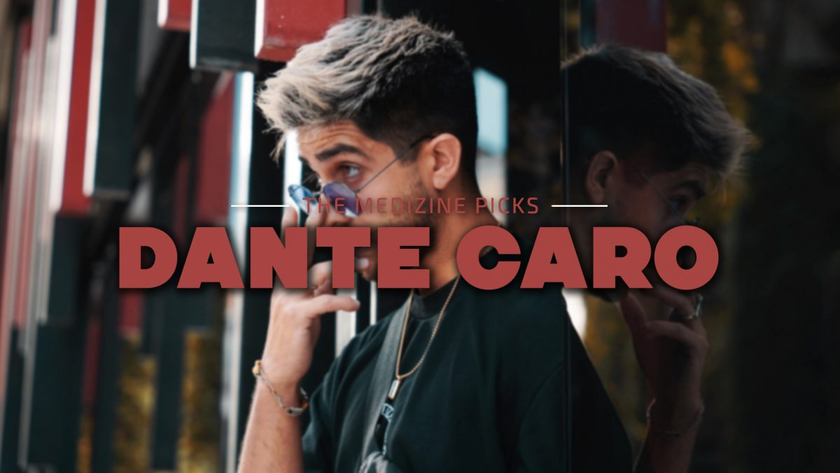 Dante Caro: todo lo que no conocías de su faceta musical
