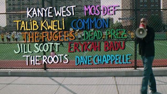 Cuando Dave Chappelle juntó a los mejores rappers en el barrio