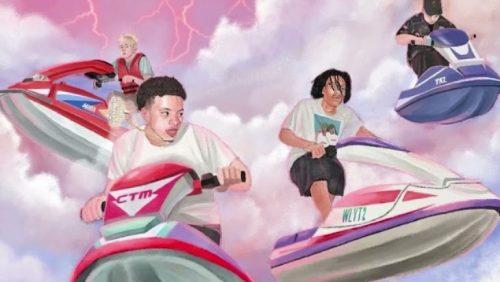 Internet Money se unen a Lil Tecca y Lil Mosey en 'Jet Ski'