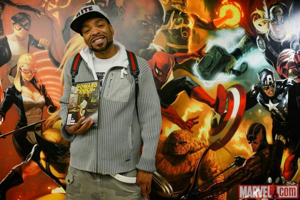 La completa obsesión de Method Man por los cómics
