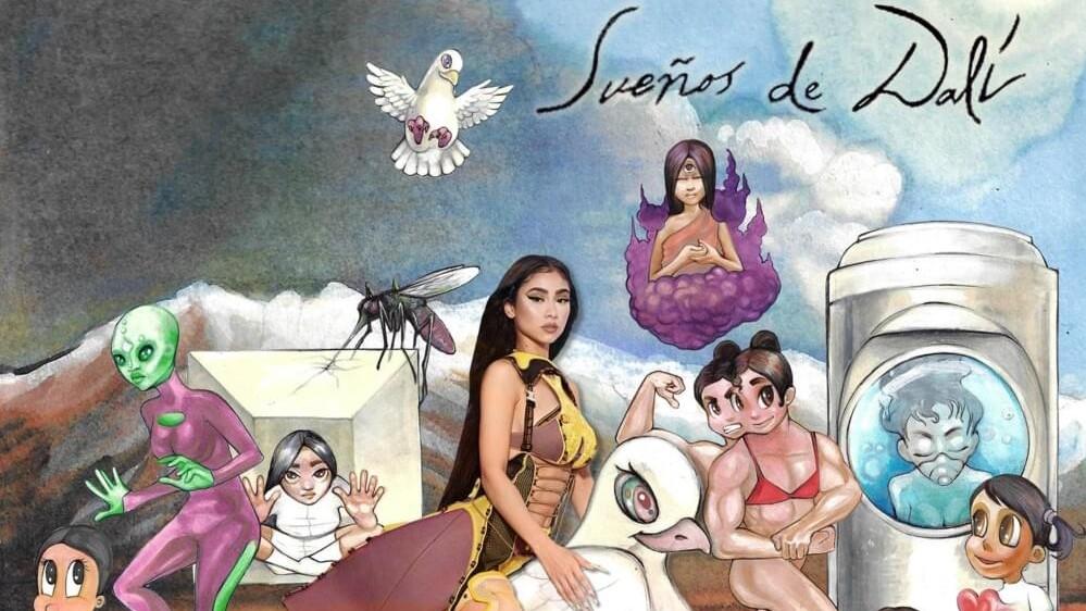 Paloma Mami lanza por fin su primer álbum, 'Sueños de Dalí'