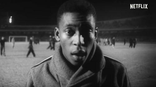 «Pelé»: el documental de Netflix soñado por los futboleros