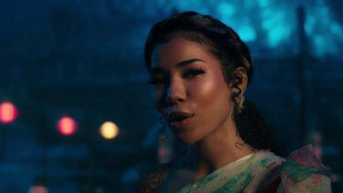 """Jhené Aiko pone ritmo a """"Raya y el último dragón"""" de Disney con 'Lead the Way'"""