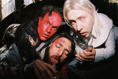 C. Tangana se une a la banda madrileña The Parrots en 'Maldito'