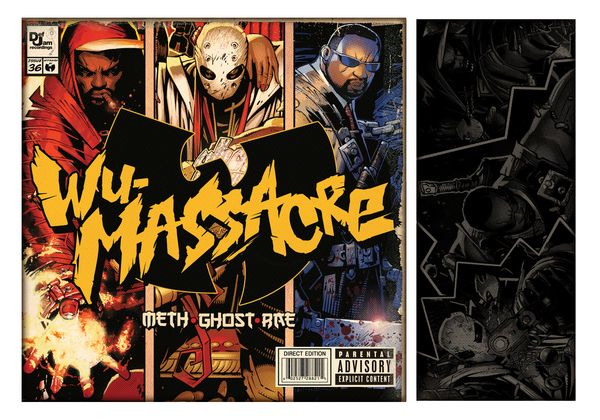 'Wu Massacre': aquel álbum de Method Man, Ghostface y Raekwon