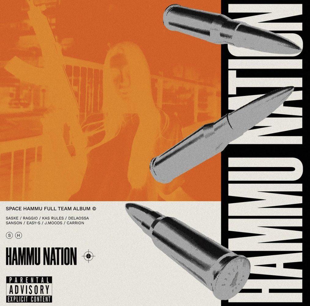 'Hammu Nation': Space Hammu firman un nuevo clásico del rap español