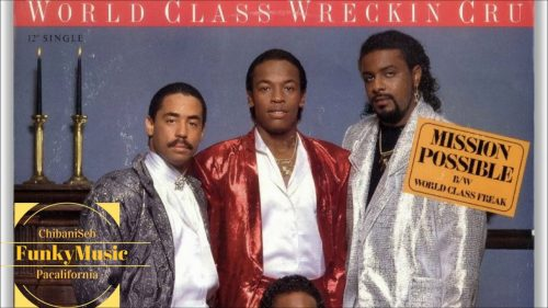 World Class Wreckin' Cru: el grupo que Dr. Dre no quiere que recuerdes