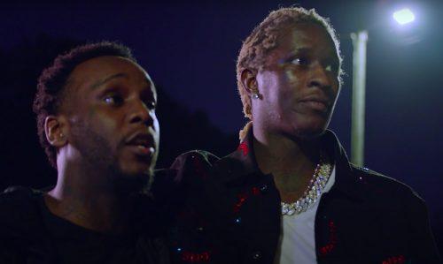 Young Thug saca a gente de prisión para el videoclip de 'Paid The Fine'