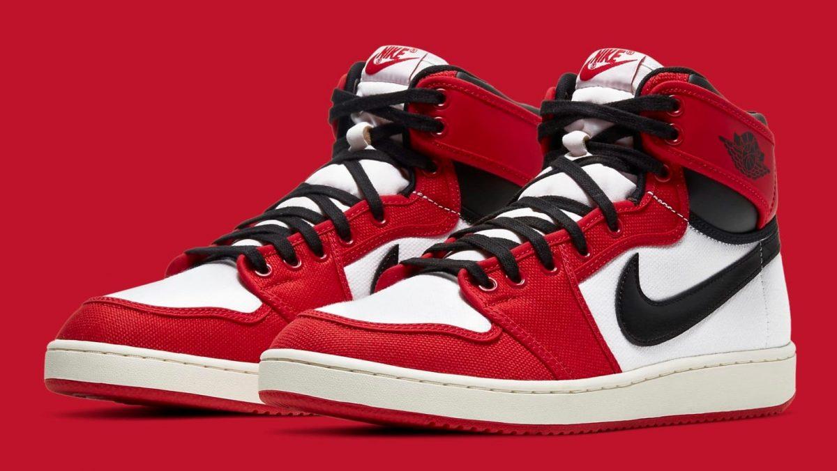 Nike prepara el lanzamiento de las Air Jordan 1 KO «Chicago»