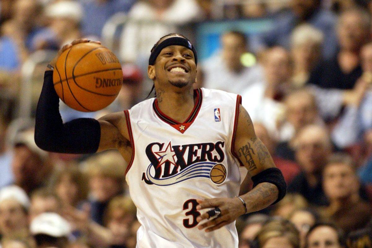 Cuando Allen Iverson quiso meterse en el rap y la lió en la NBA