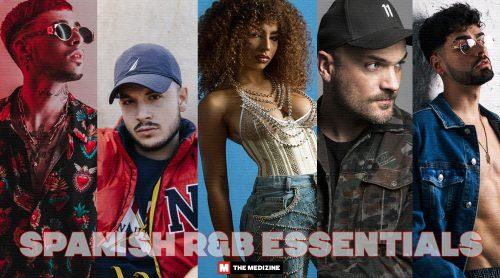 5 artistas fundamentales dentro de la escena española de R&B