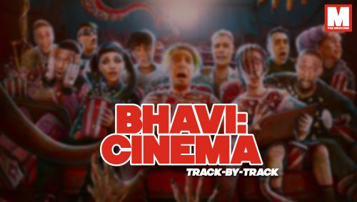 Bhavi repasa tema a tema su álbum debut 'Cinema': todo lo que quieres saber