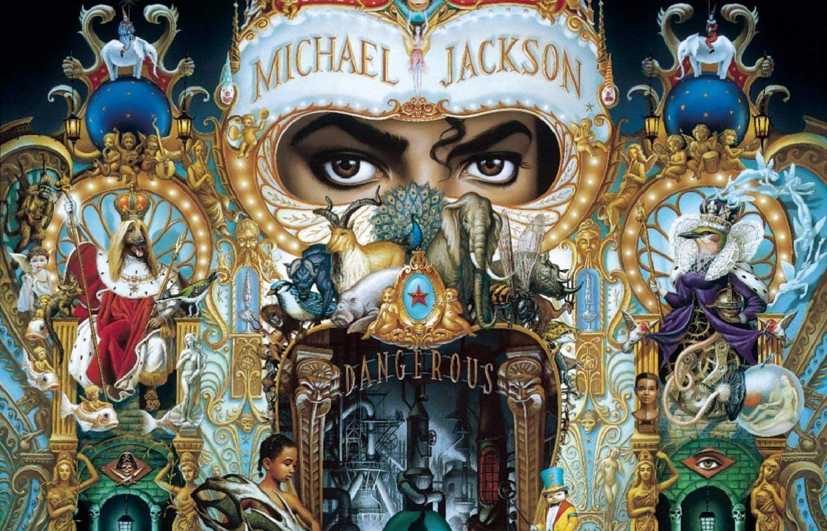 Analizando la portada de 'Dangerous' de Michael Jackson