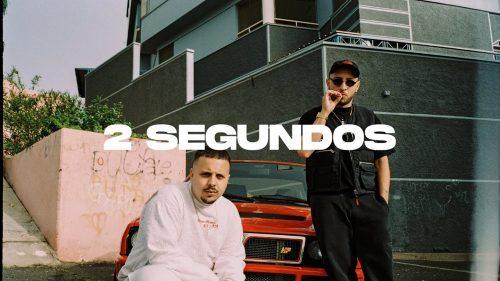 Dano y Cruz Cafuné presentan '2 Segundos', uno de los temas del año
