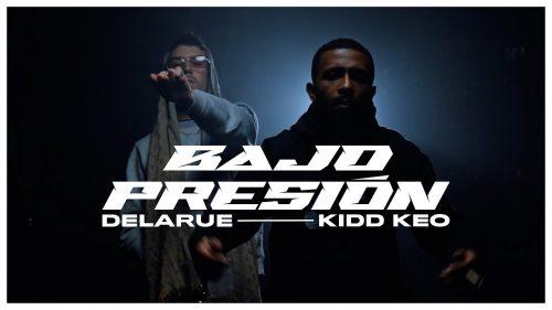 Delarue y Kidd Keo se unen para dejarnos sin aliento con 'Bajo Presión'