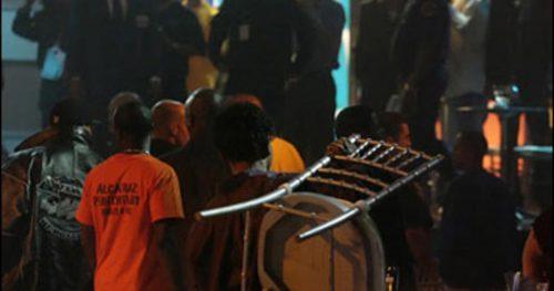 La noche que dieron un puñetazo a Dr. Dre delante de todas las cámaras