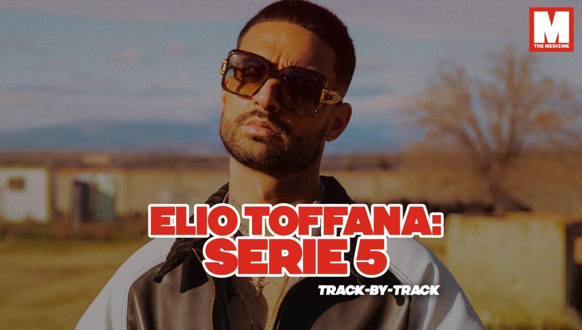 'Serie 5', el último disco de Elio Toffana, comentado por él mismo