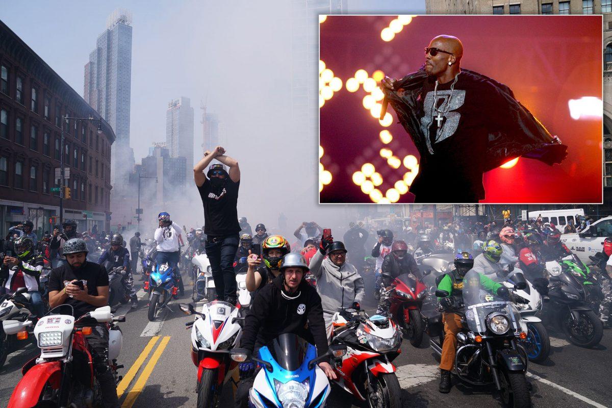 Acaba de tener lugar el funeral de DMX y ha sido espectacular