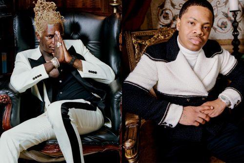 Young Thug tiende la mano a Unfoonk en el videoclip de 'Real'