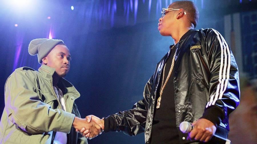 ¿Por qué JAY-Z creó una playlist con sus temas favoritos de Nas?