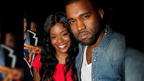 Azealia Banks dice que quiere salir con Kanye West ahora que está soltero