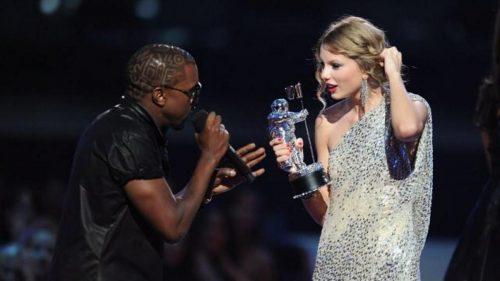 Cuando Kanye West se vino arriba en plena gala de los VMAs
