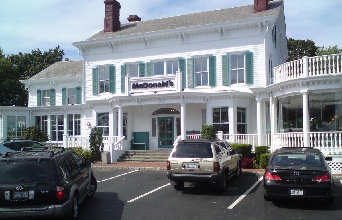 La historia del restaurante McDonald's más bonito del mundo