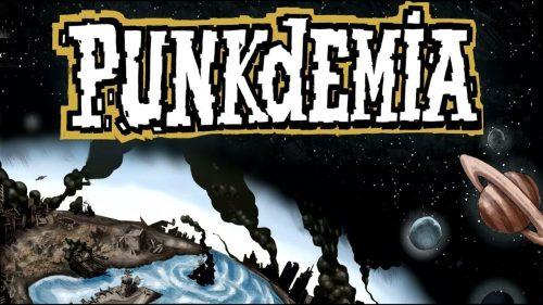 Neo Pistea sacude la escena con 'Punkdemia', su primer álbum