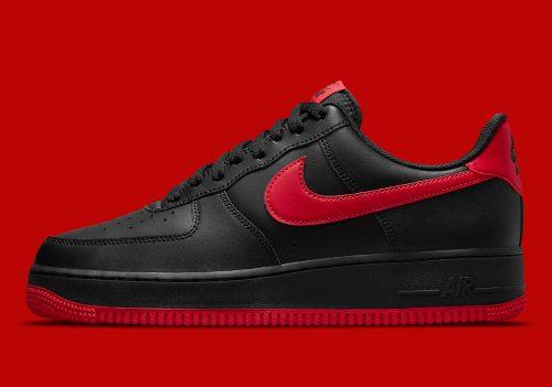 Nike presenta las nuevas zapatillas Air Force 1 Low «Bred»