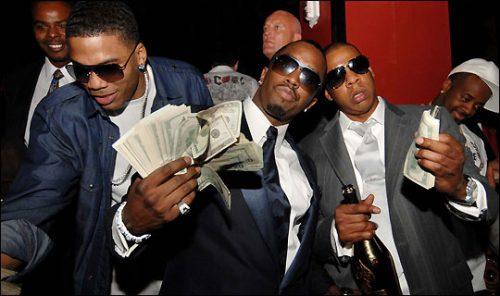 ¿De dónde viene la obsesión por el dinero en el hip hop?