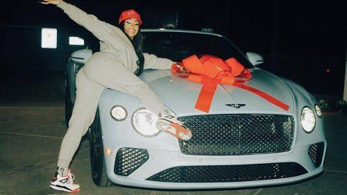 Quavo dice que le quitará a Saweetie el Bentley que le regaló