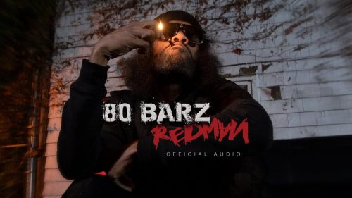 '80 Barz' de Redman: por si quieres saber lo que es rapear en mayúsculas