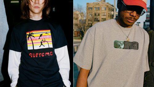 Supreme se prepara para lanzar una camiseta con el Jumpan de Air Jordan