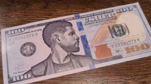 """Usher Bucks"": la nueva genialidad de marketing de Usher"