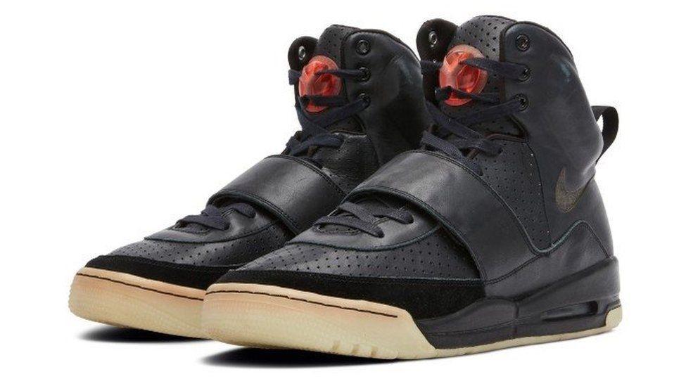 Las Nike Air Yeezy 1 de Kanye West son las zapas más caras del mundo