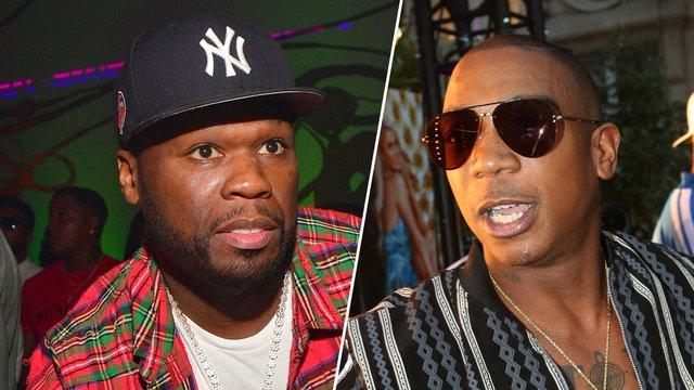 50 Cent vuelve a reírse de Ja Rule y revive su eterno beef