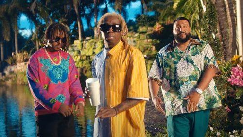 DJ Khaled sigue imparable y lanza el vídeo de 'Thankful' con Lil Wayne y Jeremih
