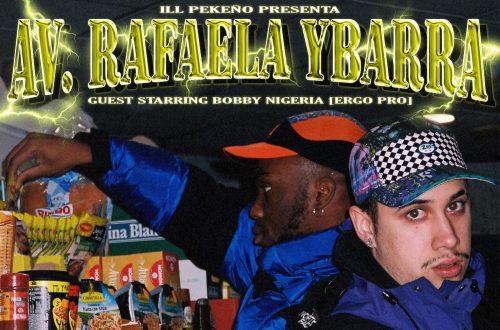 Ill Pekeño presenta su esperadísimo EP 'Av. Rafaela Ybarra'