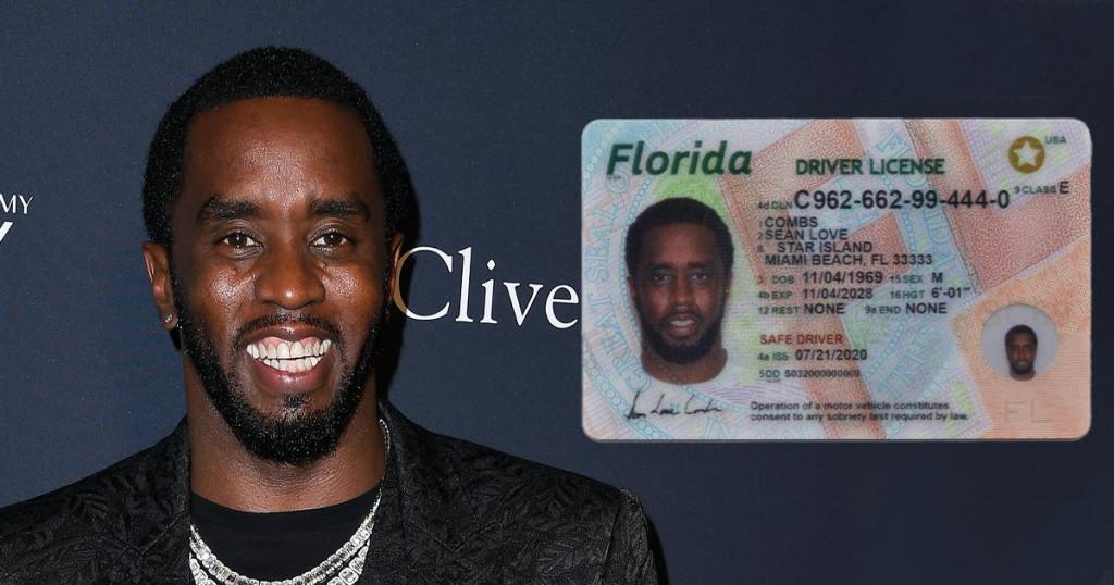 """Sí, gente: el nuevo nombre de Diddy es legalmente """"Love"""""""