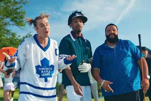 DJ Khaled sigue imparable con 'Let it Go', su tema con Justin Bieber y 21 Savage